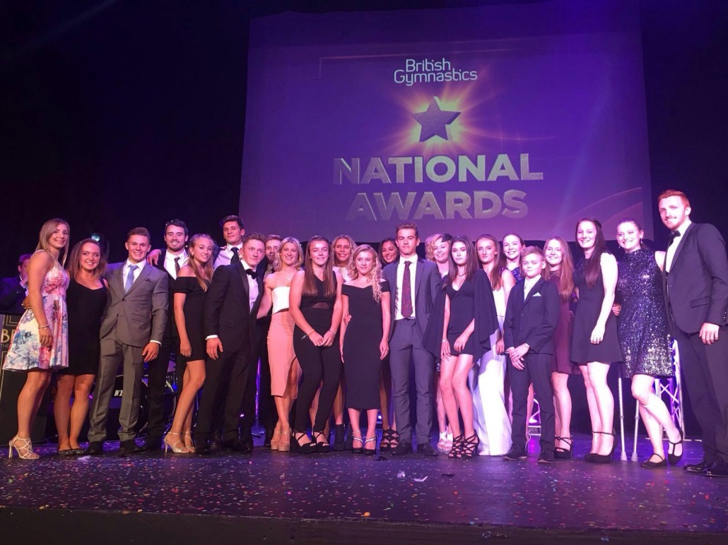 British Gymnastics Awards 2016