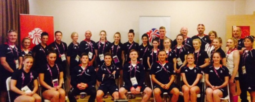 European Games 2015- Team GBR