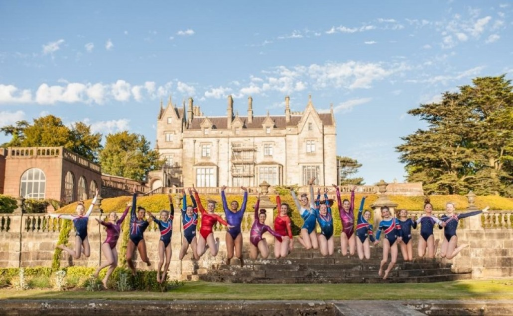Great Britain Squad Photoshoot at Lilleshall National Sports Centre